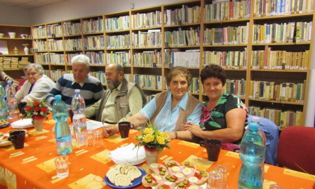 Senioři oslavili svůj svátek