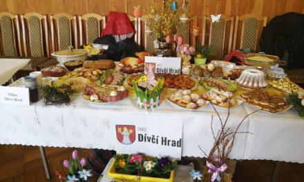 Velikonoční stůl v polské Lubrzy zná své vítěze