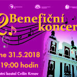 Benefiční koncert v Krnově