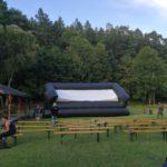 Letní kino v Dívčím Hradě