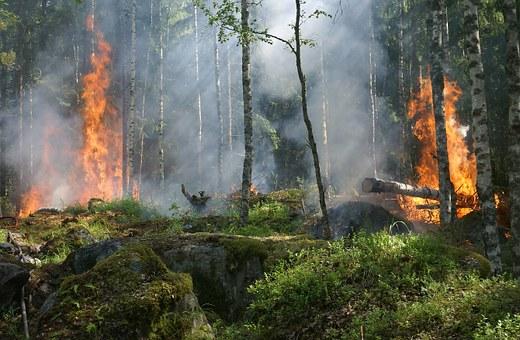60/2018 – Vyhlášení doby zvýšeného nebezpečí vzniku požárů na území Moravskoslezského kraje