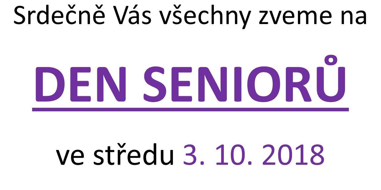 Den seniorů v Dívčím Hradě