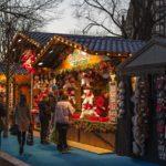 Pozvánka na Vánoční jarmark v Městě Albrechticích