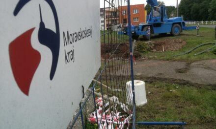 Čistička odpadních vod v Dívčím Hradě už běží na plné obrátky